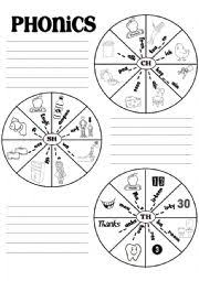 Students look at the pictures and circle the correct word. Phonics Poster Worksheet Esl Worksheet By Lucia13
