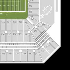 Tampa Stadium Seating Chart Beautiful Tampa Bay Buccaneers