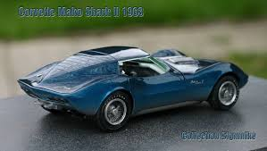 Corvette Mako Shark II - Scale Auto Magazine - For building ...