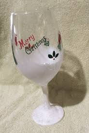 glass paint wine glass painting on glass wine bottles