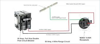 how to wire a 50 amp rv plug unique wiring diagram for a amp outlet 3 Wire Electrical Wiring Diagram how to wire a 50 amp rv plug unique wiring diagram for a amp outlet best