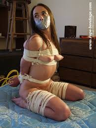 Outdoor rope bondage free pictures