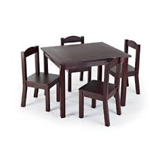 kid wooden table and chair set. tatianna kids 5 piece table and chair set kid wooden h