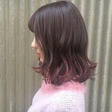 髪ピンクアッシュ2018秋冬にブリーチなしでもかわいいおすすめ