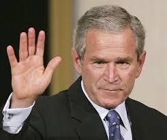 「ブッシュ大統領の無料イラスト」の画像検索結果