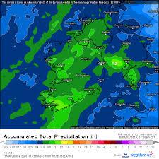 Weather Us Model Charts Irish Weather Forecast Atlantic Coastal Areas Will Be