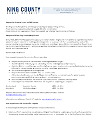 Service Proposal Letter Sample Service Proposal Letter Famous Gallery For Accounting 15