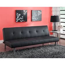 Sofa Bed For Bedroom Dhp Nola Futon Sofa Bed Dhp Black Great Deals Shopping And Futons