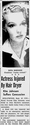 The Booby-Trapped Life of Rita Johnson - Los Angeles Review of Books