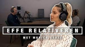 MONICA GEUZE: KRITIEK op REALITYSHOW, DRUK van volgers, ONDERNEMEN en  MEDITEREN