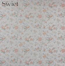 Country Style Bloemen Behang Behang Alles Swiet