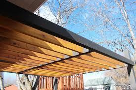 pitched roof pergola diy pergola canopy building a pergola