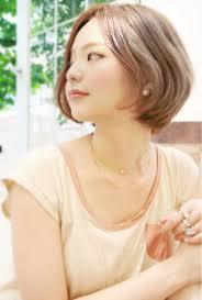 横顔を美しくするショートヘアカタログ 表参道 美容室 Raguelラグエル