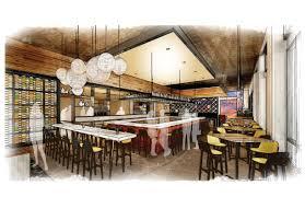 Kitchen Center Chroma Modern Bar Kitchen To Open In Lake Nona Town Center