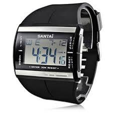 <b>Electronic</b> 2017 <b>New</b> Watches <b>Waterproof Fashion</b> LCD Watch ...
