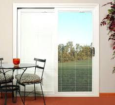 sliding door with built in blinds door window shades door with blinds window treatments for sliders sliding door with built in blinds