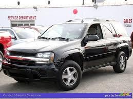 Blazer black chevy trailblazer : 2006 Chevrolet TrailBlazer LS 4x4 in Black - 216388 ...
