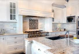 Kitchens With White Cabinets And Backsplashes Backsplash Ideas Appealing Pictures For