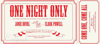 Christmas Party Tickets Templates Wedding Ticket Invitation Template Yourweek 24eca24e 16