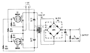 circuit diagram of inverter the wiring diagram inverter circuit power supply circuits next gr circuit diagram