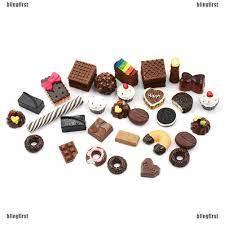 Set 30 búp bê tỉ lệ 1 : 12 làm bánh kẹo ăn tráng miệng dễ thương cho bé  giảm chỉ còn 43,000 đ
