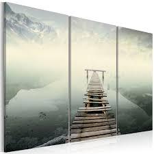 Dekoration Bilder Drucke Wandbilder Xxl Stein Spa Leinwand Bilder