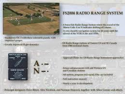 Radio Range System For Fs2004