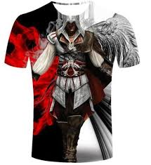 Top 9 Most Popular Tshirt Assassins Creed List And Get Free