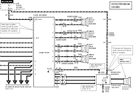 brake light wiring diagram windstar wiring diagram windstar radio wire diagram for 1995 windstar wiring examples