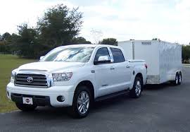 2019 Toyota Tundra Towing Capacity Chart Toyota Tundra Towing Basics What To Know Before You Tow