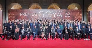 """Résultat de recherche d'images pour """"goyas 2018 premiados"""""""
