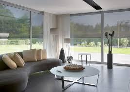 Bodentiefe Fenster Sichtschutz Haus Ideen