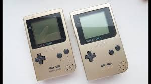 Game Boy Light Lets Mod Gameboy Pocket To Gameboy Light