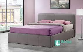 Ottoman For Bedroom Bedstore Uk Birlea Berlin Ottoman Fabric Bed