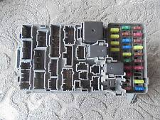 honda civic fuses fuse boxes 01 05 honda civic type r ep3 k20 k20a2 interior dashboard fuse box ukdm ctr