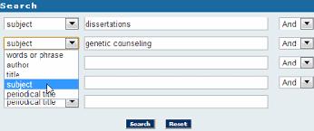 dissertation library FAMU Online