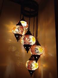 golden orange turkish moroccan tiffany style glass mosaic lamp part 53