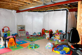 Unfinished Basement Playroom Ideas To Inspire You How Make The Look  Etraordinary ...
