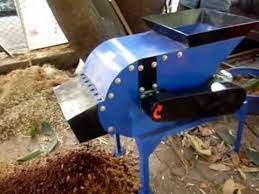 garden waste shredder you