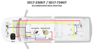 kleinn train horn installation manual Car Air Horn Wiring Diagram Boat Horn Wiring Diagram