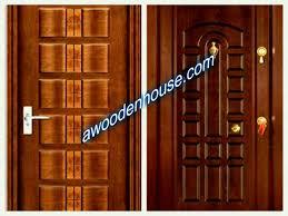 wooden front single door designs wooden front single door designs appealing teak wood single front door