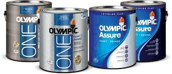Looking For Olympic Paint Products