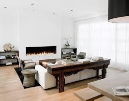 ... modern fireplace white