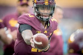 No Major Changes In Gophers Depth Chart For Iowa Game Star