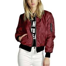 express 2018 coat women europe us fall winter new short fashion zipper leather jacket female coats clothing vestidos lbd0907 outdoor jacket jeans jackets