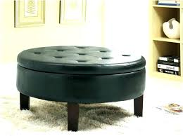 small round storage ottoman grey tufted ottoman large size of coffee ottoman coffee table