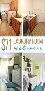 Easy Laundry Room Makeovers 455 Best Laundry Rooms Images On Pinterest Laundry Room