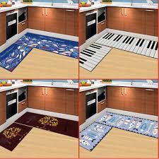 washable rectangle non slip kitchen rug bedroom floor mats carpet specialized