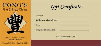 Gift Certificate Template With Logo 21 Restaurant Gift Certificate Templates Free Sample