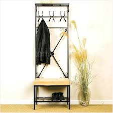 Hall Stand Entryway Coat Rack And Storage Bench Entryway Bench Seat With Hat Coat Rack Storage Shoe Shelf Benches 55